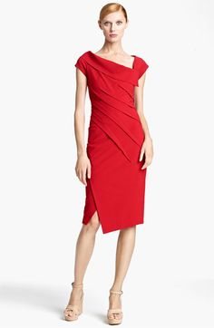 Donna Karan Collection Matte Jersey Dress available at #Nordstrom