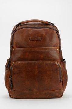 Frye Logan Leather Backpack