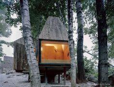 Wee studio's little tree house