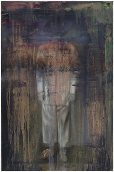 Leonor Ruiz Dubrovin: Crossroad, oil on canvas, 2013 74 x 49 cm Oil On Canvas, Abstract, Painting, Art, Summary, Craft Art, Painting Art, Kunst, Paint