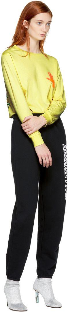 Ashley Williams - Yellow 'Gimmie Five!' T-Shirt Dress