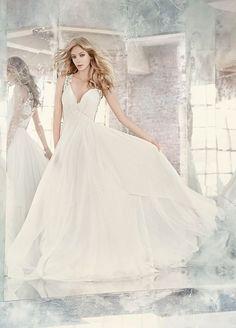KleinfeldBridal.com: Hayley Paige: Bridal Gown: 33382052: A-Line: Natural Waist