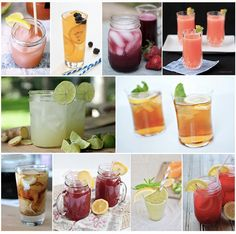 Refreshing Summer Drinks | Best Friends for Frosting