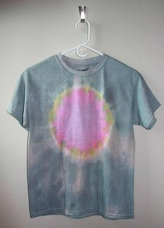 Unisex Sun Tie Dye Shirt by TieDyeDominion on Etsy