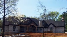 GAF Glenwood Lifetime Shingles installed by Chapman Construction in Evansville, IN.