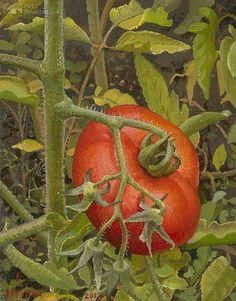 Joke Frima 'Een tomaat aan de plant', 2012