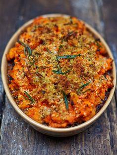 Vegan Shepards pie | Jamie Oliver