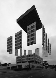 Espen Dietrichson's levitating architecture — THE OPSIS