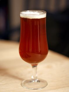 Red ales are known for their malty taste and aroma, this lends to a nice medium body despite the beer's lower gravity. Bitterness is balanced to express the malt over the hop characteristics, and usually finishes off with a nice round finish. Brew this Irish ale in the middle of February and have this easy drinker ready for St Patty's day!  Photo © Christer Edvartsen via Flickr CC
