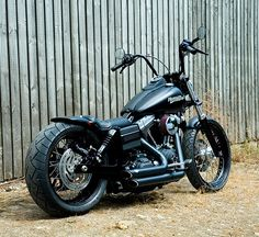 Custom Harley Street Bob, Voodoo Fender, LOW BOB | Rocket Bobs                                                                                                                                                                                 More