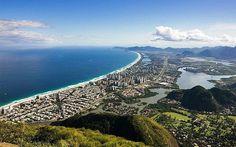 A panoramic view over the neighbourhood of Barra da Tijuca | Rdj4u