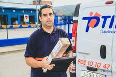 Transporte de Mensajería y paquetería urgente en la Llagosta.
