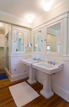 Traditional bathroom 470344754831507871 - Traditional Cottage Bathroom Ideas traditional bathroom units Source by Sink Design, Cabinet Design, Cabinet Ideas, Bath Design, Recessed Medicine Cabinet, Medicine Cabinets, Bathroom Medicine Cabinet, Lighted Wall Mirror, Framed Wall