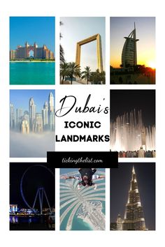 With the world's tallest buildings, a seven star hotel and man made islands, Dubai has some of the most iconic landmarks in the world.