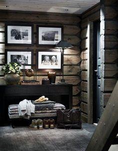 Top 60 besten Blockhaus Innenarchitektur Ideen – Mountain Retreat Homes - Mann Stil Mountain Interior Design, House Design, Interior Design, House Interior, Home, Cabin Interior Design, Interior, Mountain Interiors, Log Cabin Interior