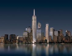 """In the 11 years since terrorists toppled the World Trade Center's twin towers, developers, designers, victims' families, and politicians have pulled together to rebuild what has been dubbed """"Freedom Tower."""