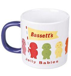 Bassett's Jelly Babies Mug: Amazon.co.uk: Kitchen & Home