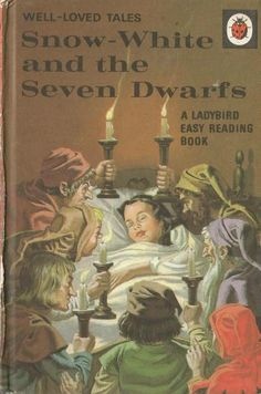 Ladybird Book: Snow White and the Seven Dwarfs (1969) |  Illustrator by Eric Winter |  Little Owl Ski