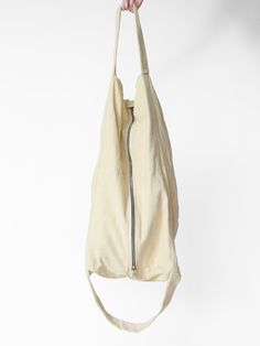 Miss Alice Rectangle Bag - Pale Yellow « Pour Porter