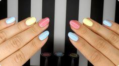 Blog urodowo-kosmetyczny LadyAggu: HYBRYDY: lizaki pudrowe | Semilac