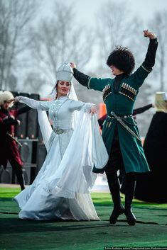 Dance ensemble Elbrus - Karachay
