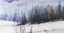 Brushwork Techniques for Expressive Watercolor with Sterling Edwards Watercolor Art Lessons, Watercolor Tips, Watercolor Tutorials, Painting Lessons, Watercolor Techniques, Watercolor Landscape, Painting Techniques, Art Tutorials, Painting & Drawing