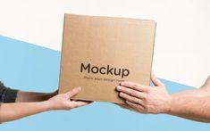 Box Mockup Images | Free Vectors, Stock Photos & PSD