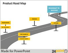 free download offer on 24point0 product roadmap slide