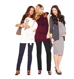 Maternity Fashion- this site has cute stuff... Can be pretty pricey tho