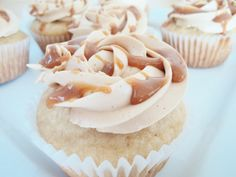 dulce de leche cupcakes 6