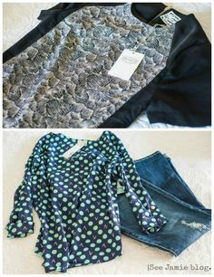 My 1st Stitch Fix: what I kept, what I returned, what I thought