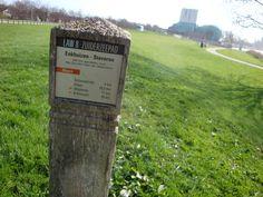 Start volgende etappen in Hoorn. 9 april 2011