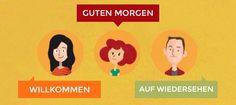 Expressions utiles: allemand pour le voyage