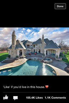 Amazing Mansion :)