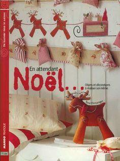 Tilda Noel - Csilla B. Christmas Crafts To Make, Christmas Sewing, Christmas Makes, Holiday Crafts, Christmas Time, Merry Christmas, Christmas Gifts, Xmas, Holiday Decor