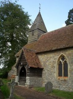 St Mary the Virgin, Kinwarton - Rev. Richard Seymour and his wife Fanny Smith lived four decades in Warwickshire.