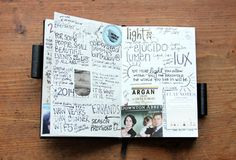 Besottment Daily Agenda Journal 2014