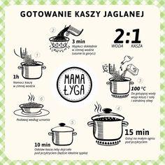 Jak ugotować kaszę jaglaną - Mamalyga.org
