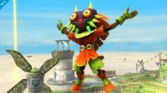 Skull Kid - The Legend of Zelda: Majora's Mask - Super Smash Bros. (Nintendo)