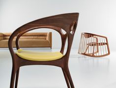 Ross Lovegrove for Bernhardt Design, Anne Chair