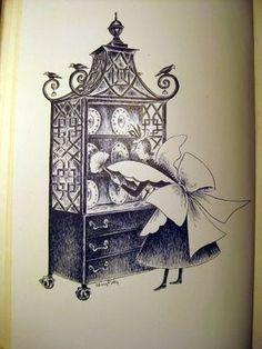 Illustration by Mary Petty   ART.iLUSTration   Pinterest