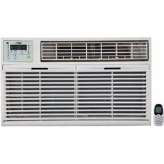 Arctic King WTW-10ER5a 10,000/9,800-BTU Remote Control Cool and Heat Through-The-Wall/Window Air Conditioner, White Bargain