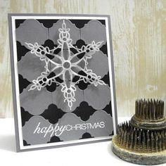 Happy Christmas DIY Greeting Card