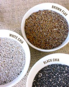 Chia seed information