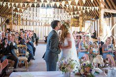 Clock Barn, Hampshire - a stunning Rustic, Barn wedding venue in Hampshire Wedding Venues Hampshire, Country House Wedding Venues, Rustic Wedding Venues, Best Wedding Venues, Wedding Barns, Barn Weddings, Dream Wedding, Wedding Day, Bridesmaid Dresses