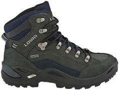 Lowa Renegade GTX Mid WS Hiking Boot (Dark Grey/Navy)