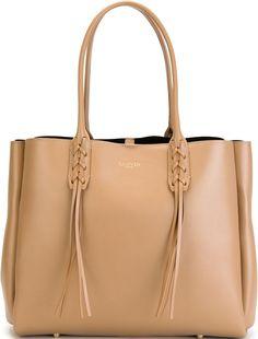 •Website: http://www.cuteandstylishbags.com/portfolio/lanvin-beige-fringed-tote/ •Bag: Lanvin Beige Fringed Tote