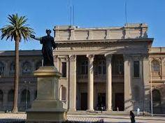 museo de histórica natural, ubicado en Quinta Normal