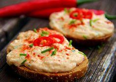 Pikantní pivní pomazánka s hermelínem a šunkou , Foto: V kuchyni vždy otevřeno