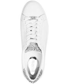 MICHAEL Michael Kors Irving Lace-Up Sneakers $125.00 Step up and step out in the Irving sneakers by MICHAEL Michael Kors. They'll give your casual look just enough style.